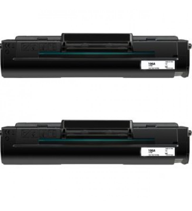 Compatible Toner Cartridge HP 107A With Chip