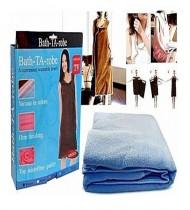 Bath Ta Robe Smart Towel
