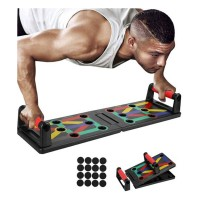 Foldable Push Up Board Stand