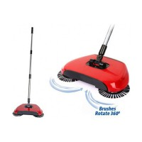 All In One Spin Broom Vacuum Cleaner 360 Sweep