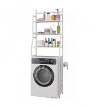 Washing Machine Bathroom Stainless Steel Bathroom Space Saver