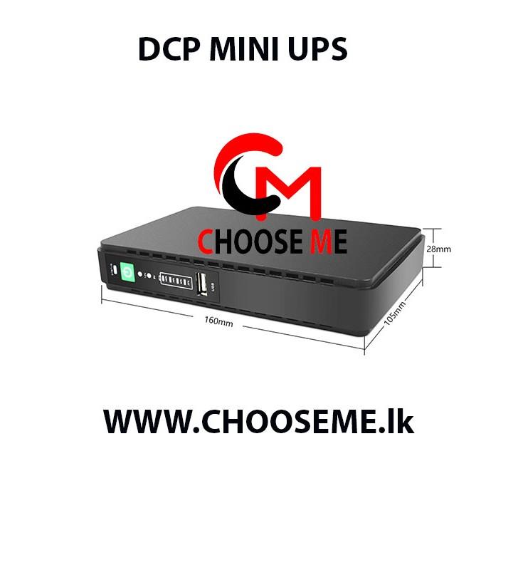 DCP mini UPS PORTABLE